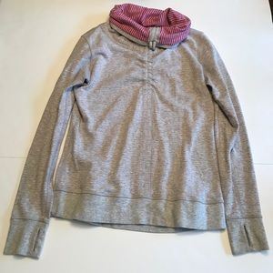 LULULEMON In A Cinch L/S Reversible Top Pullover
